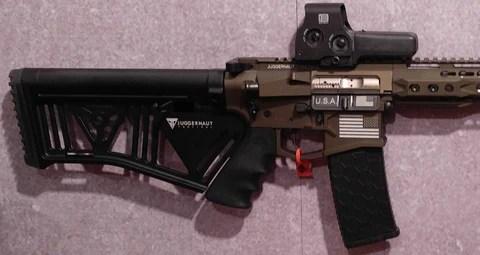 Juggernaut Tactical California Compliant Stock