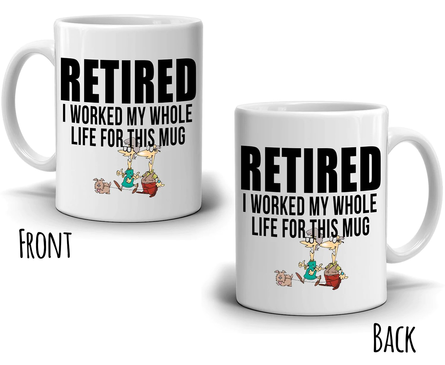 funny humorous retirement gifts