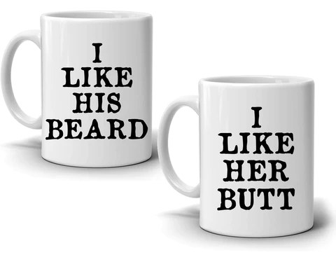 Download Personalized Romantic Couples Names Gift Coffee Mug for ...
