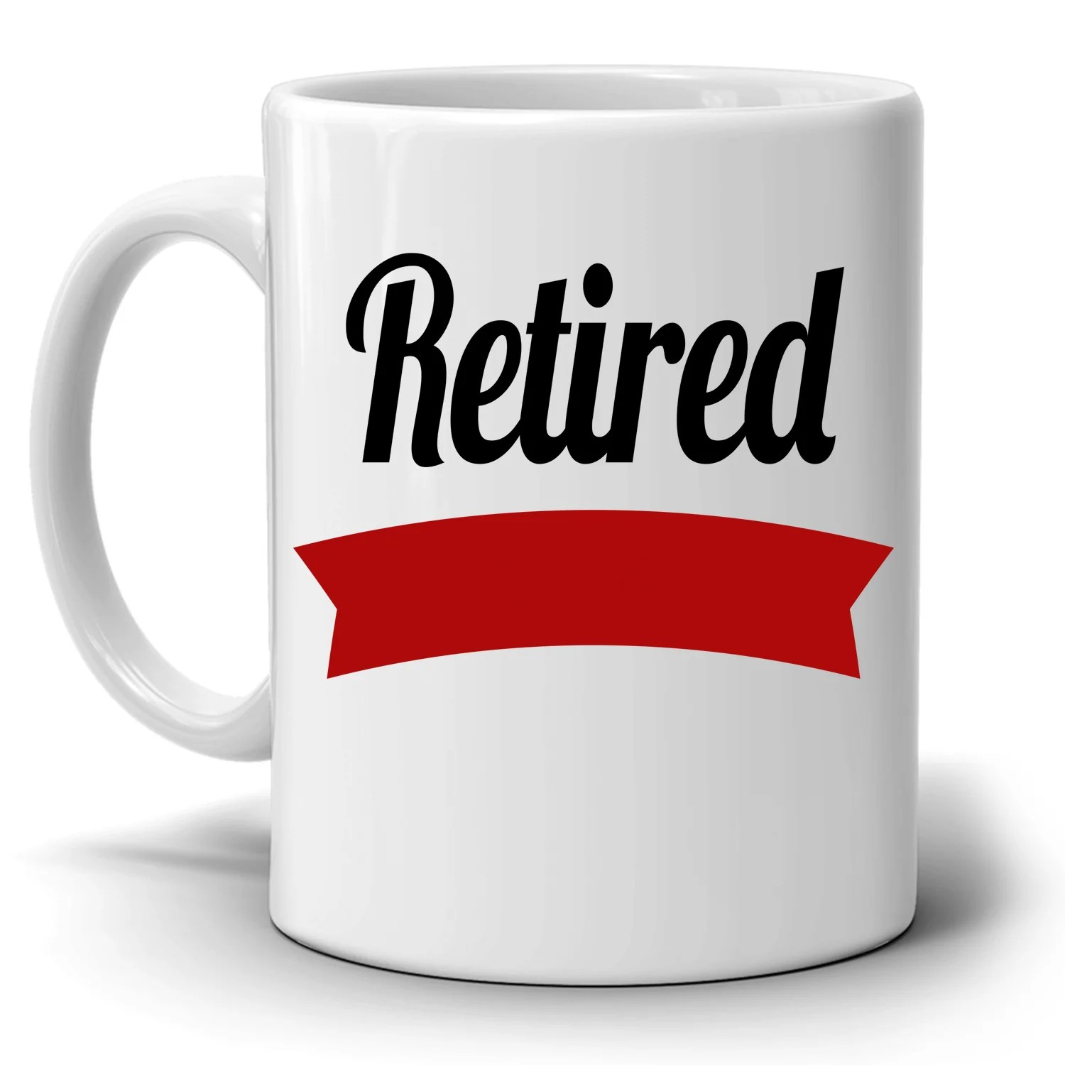 personalized retired 2017 retirement