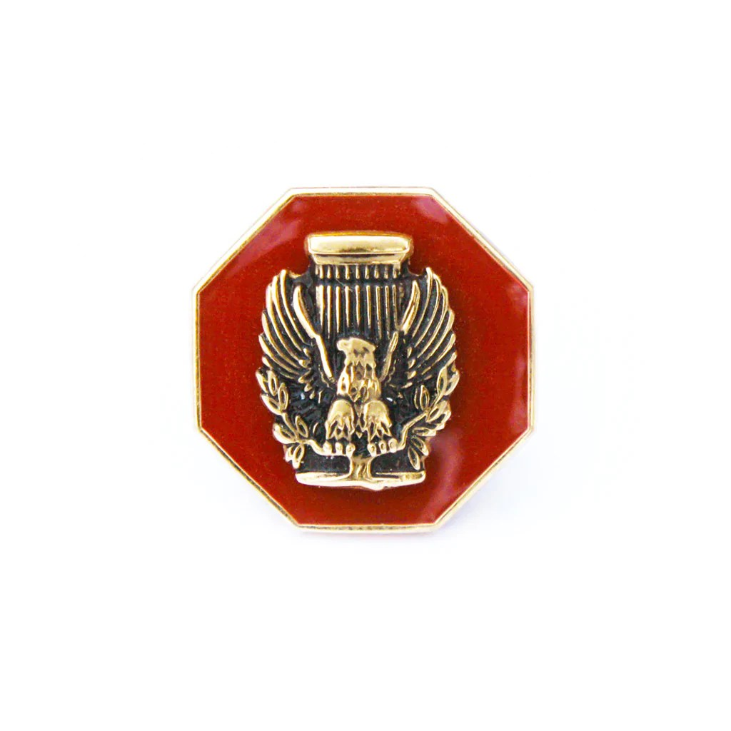 College Of Fellows Pin - Two Sizes Aia Store