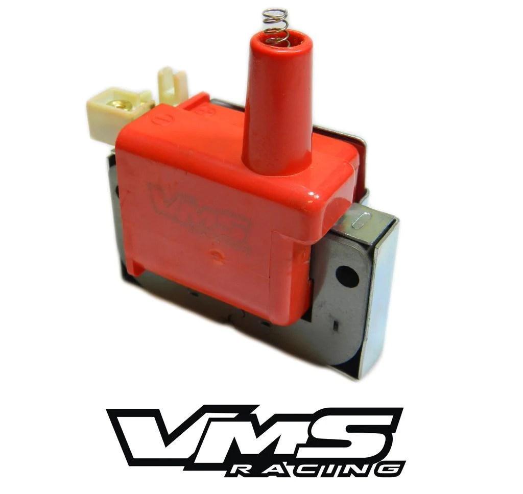 medium resolution of honda acura internal spring high output ignition super coil