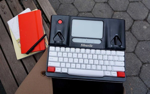 Freewrite: Best Portable Typewriter & Word Processor
