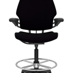 Freedom Task Chair With Headrest Steel In Wwe Cylinder Stand While Working