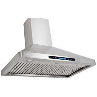 XtremeAir | Pro-X PX02 30/36-Inch Wall Mount Range Hood ...