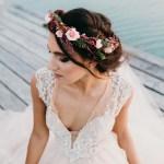 Flower Crown Wedding Dress Off 51 Www Abrafiltros Org Br