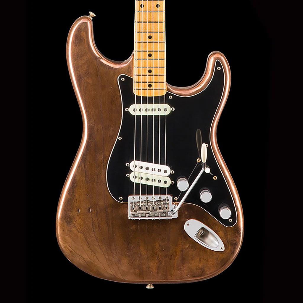 fender custom shop limited edition robbie robertson last waltz stratocaster [ 1024 x 1024 Pixel ]