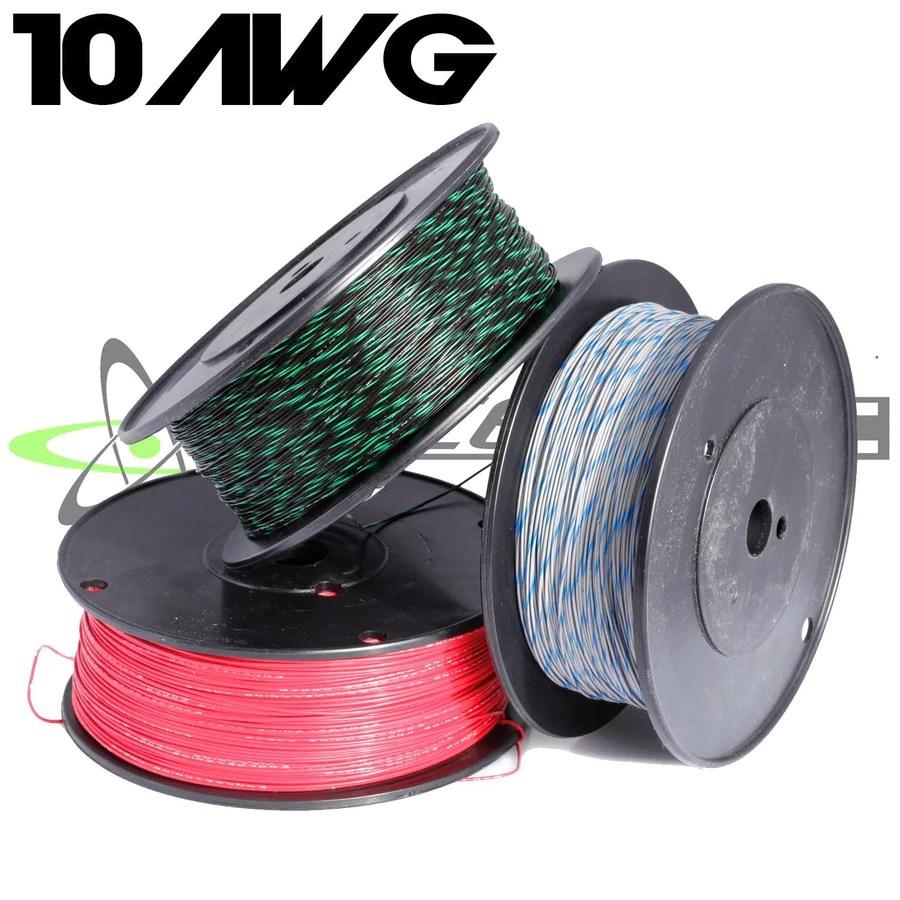 2 AWG M22759/16 Tefzel Wire - Race Spec