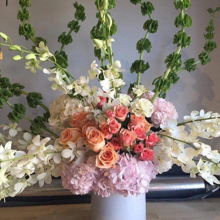 gorgeous floral arrangement fresh