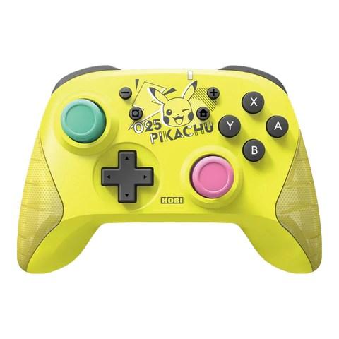 Hori Wireless Pad Controller for Nintendo Switch Pikachu Pop – GameShop Asia