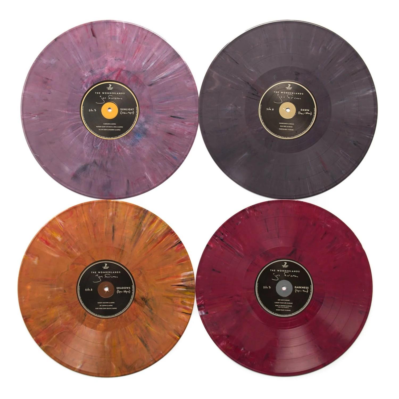 the wonderlands vinyl box