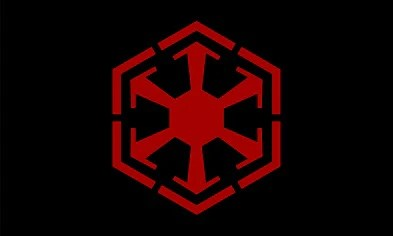 sith empire banners flags