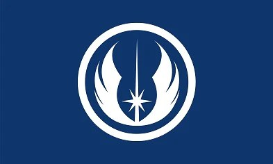 jedi order banners flags