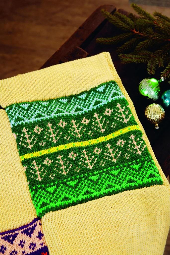 Fair Isle Knitting Patterns Animals
