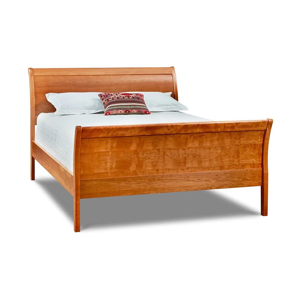 penobscot sleigh bed