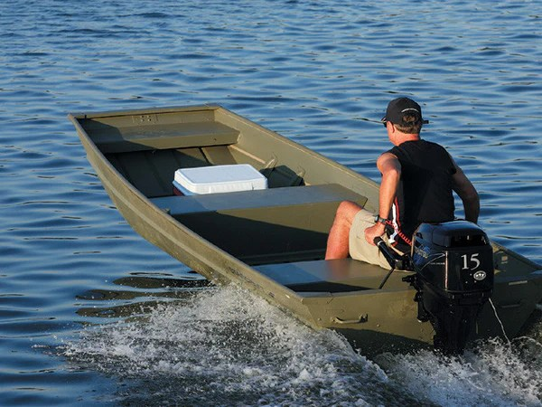 Tohatsu 4 Stroke 15hp Outboard Motor