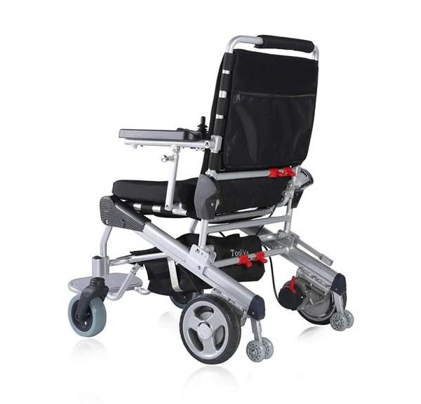 XTi Deluxe 美國超輕細可摺式電動輪椅 – 好好醫療用品