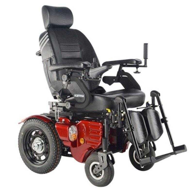 KARMA 康揚 KP-45.3T 電動輪椅 – 好好醫療用品