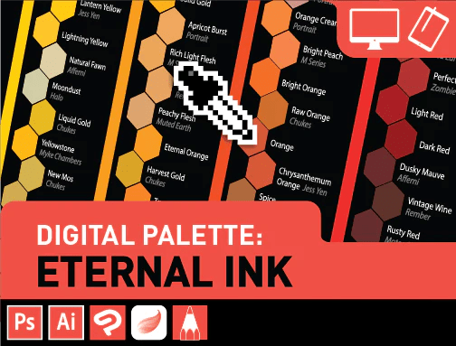 Digital palettes eternal ink also tattoo smart rh tattoosmart
