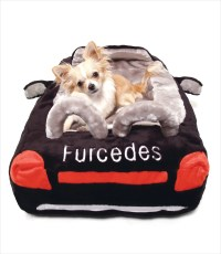 Furcedes Car Bed For Dogs  G.W. Little