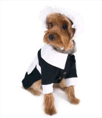 Girl Dog Costumes  G.W. Little