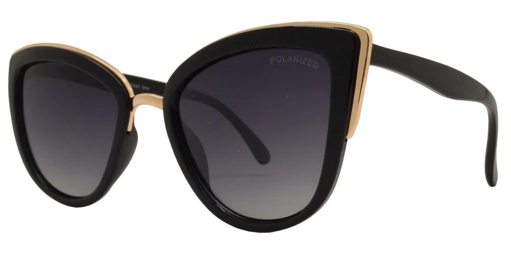 PL 8523 - Wholesale Women's Polarized Cat Eye Sunglasses ...