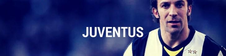Juventus football shirts