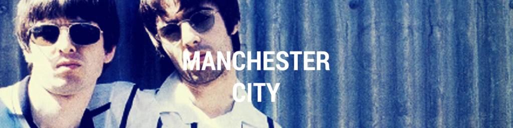 Manchester City football shirts