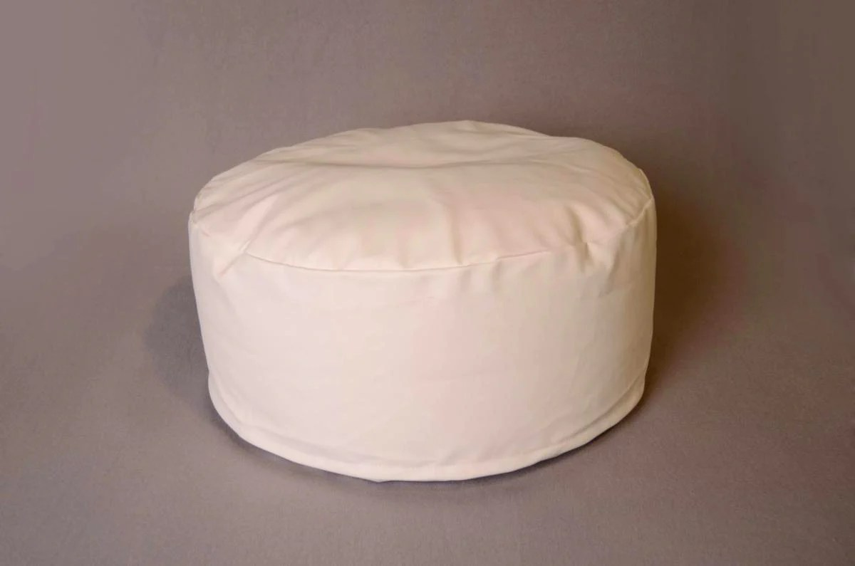 Mini Bean Bag Chair Posing Bean Bag For Newborn Photography Mini 20in Diameter Unfilled