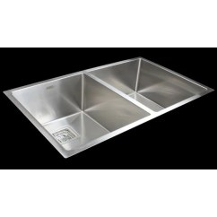 Square Kitchen Sink Exhaust Fan For Handmade 1 5mm Stainless Steel With Waste