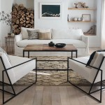 A Rustic Modern Living Room Makeover Maiden Home