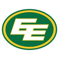 Edmonton Eskimos Logo Wall Decal  Majestic Wall Art