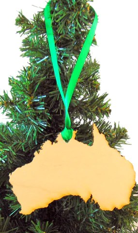 Wooden Christmas Decorations Australia