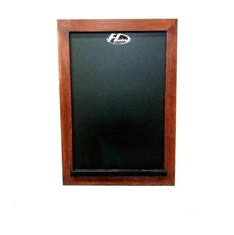 hudson wood framed chalkboard