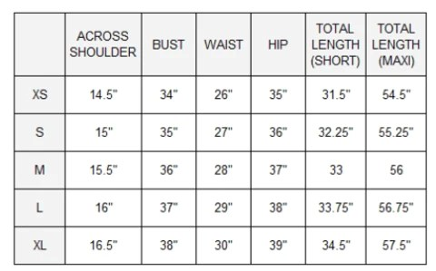 Size chart also cosmic metallic body con  emerald sundae rh emeraldsundae