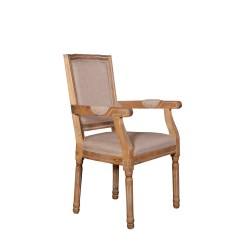 Distressed Black Dining Chairs Chromcraft Vintage Lucia Rustic Arm Chair Sofamania