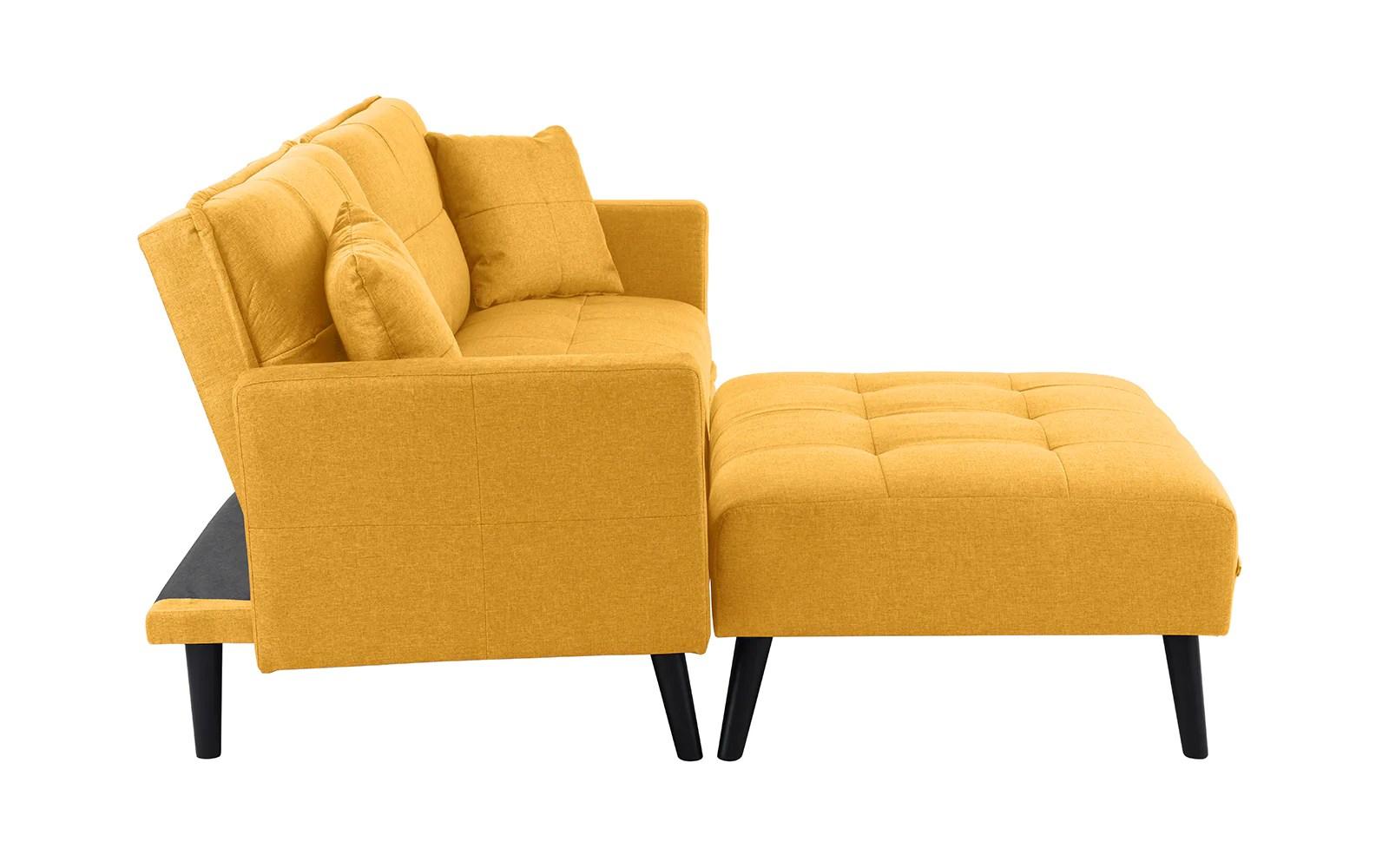 berwick mid century sleeper sofa set bangalore madison linen sofamania