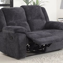 Double Recliner Chairs Plastic Chair Kids Asturias Traditional Classic Microfiber