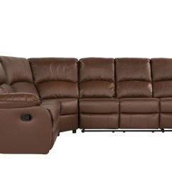 Angus Bonded Leather Reclining Sofa Sofas At Macys Recliner Sectional Bond Classic
