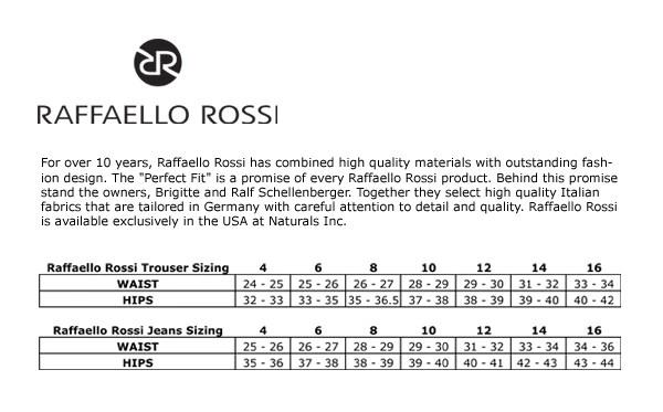 Raffaello rossi size chart also  naturals inc rh