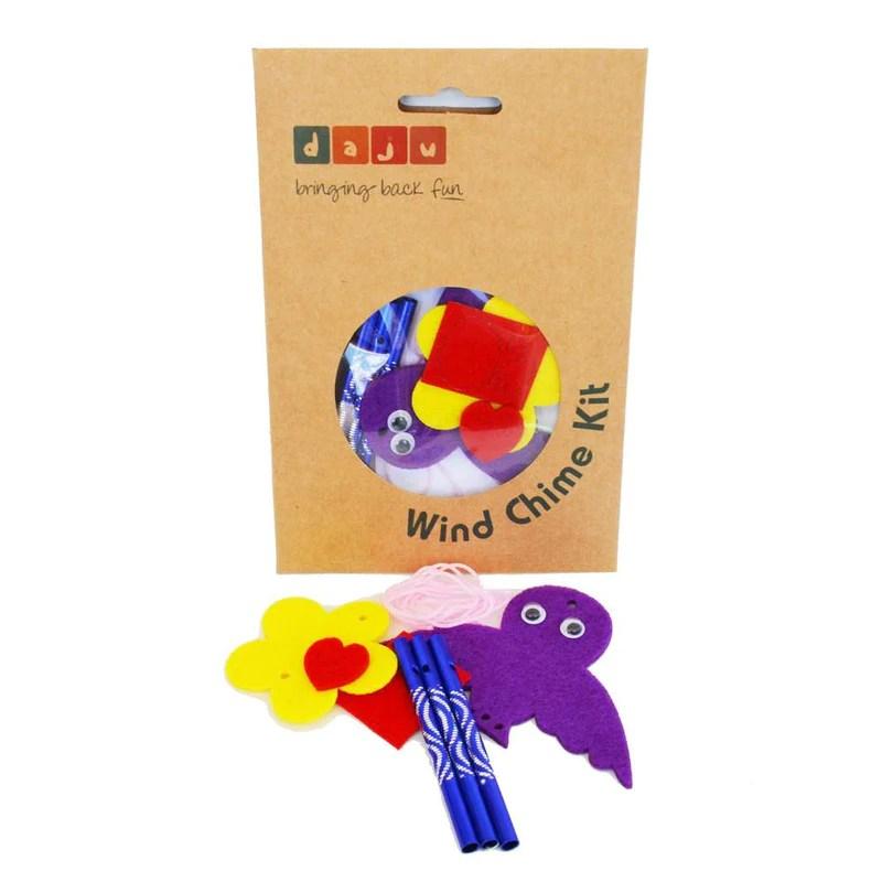 Daju Wind Chime Bird Craft Kit Kids Toys