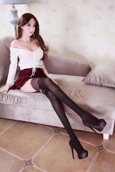 Irina: Long Legs Japanese Sex Doll