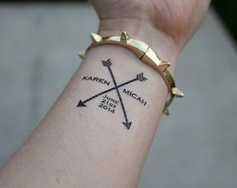 20 Minimalist Arrow Wrist Tattoos Ideas And Designs