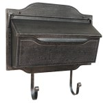 Special Lite Contemporary Horizontal Wall Mount Residential Mailbox Prime Mailboxes