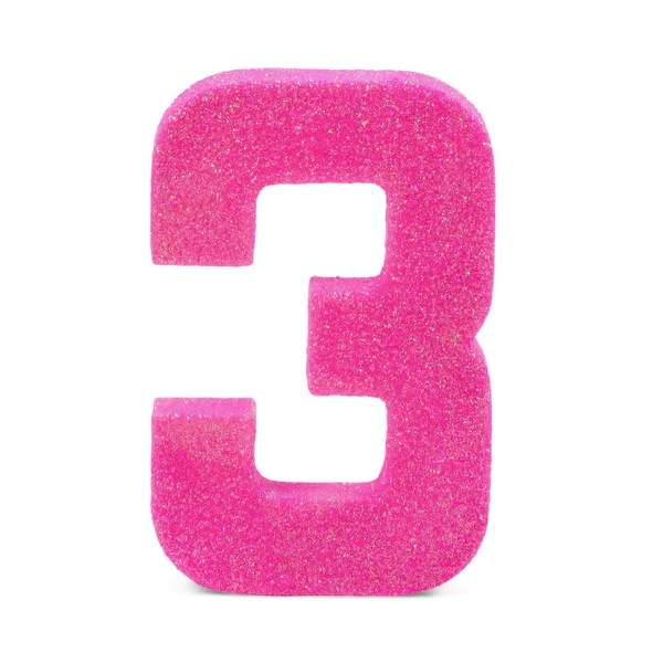 number 3 # 2