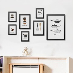 Framed Prints For Kitchens Outside Kitchen Food Posters And Wall Art Canvas Painting Cuadros Pictures Living Room