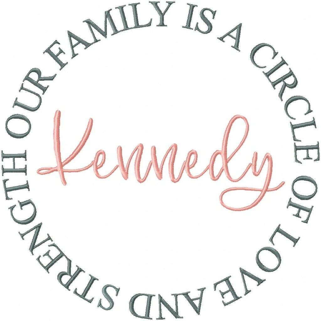 Download OUR FAMILY IS A CIRCLE OF LOVE AND STRENGTH   Bling Sass ...