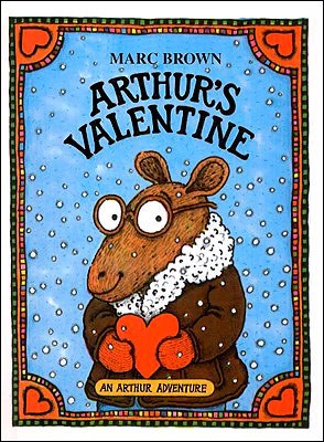 Arthurs Valentine By Marc Brown The Best Childrens