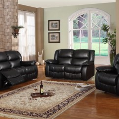 Brooklyn Bonded Leather Lounger Chair And Ottoman Oxo Tot Seedling High Cushion Black Chocolate Merlot Or Putty Upholstered Microfiber Transitional Configurable Motion Reclining Living Room Set