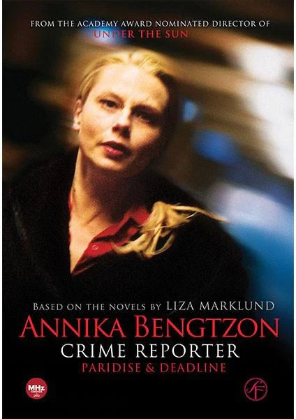 Annika Bengtzon Episodes 7  8 Region 1 NTSC For US DVD
